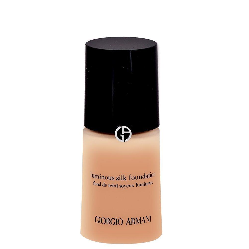 GIORGIO ARMANI Luminous Silk Foundation, No. 5.5 Natural Beige, 1 Ounce : Beauty & Personal Care