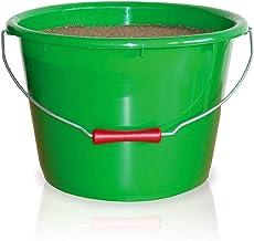 Eggersmann Osteomin Leckmasse – Mineralfuttermittel für Pferde – Leckmasse für Offen-/Laufstallhaltung – 20 kg Eimer