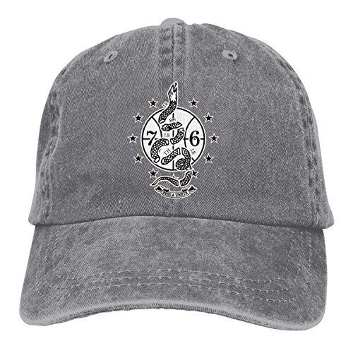 Rasyko Sixers Phila Unite Wappen Sommer Cool Heat Shield Unisex Erwachsene Cowboyhut
