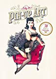 Pin-Up: 30 Deluxe Post Card Set Card Book...