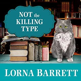 Not the Killing Type audiobook cover art