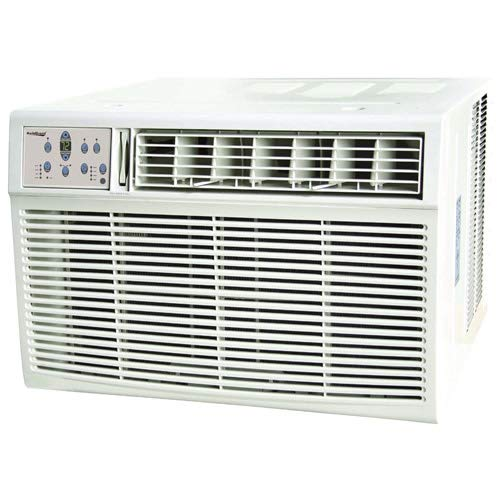 Koldfront WAC25001W 208/230v 25,000 BTU Heat/Cool Window Air...