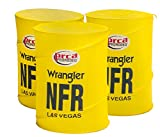 Big Country Toys NFR Barrels - Kids Hopper Toy Accessories - Barrel Racing Toys - Rodeo Toys - Kids Pop-up Barrels