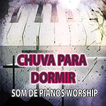 Chuva Com Vento para Dormir (Pianos Worship)