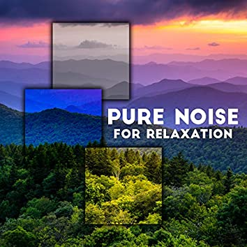 Pure Noise for Relaxation