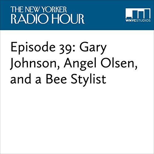 Episode 46: Gary Johnson, Angel Olsen, and a Bee Stylist audiobook cover art