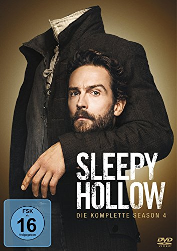 Sleepy Hollow - Die komplette Season 4 [Alemania] [DVD]