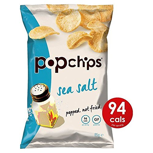 Popchips Original Popped Potato Crisps 85g