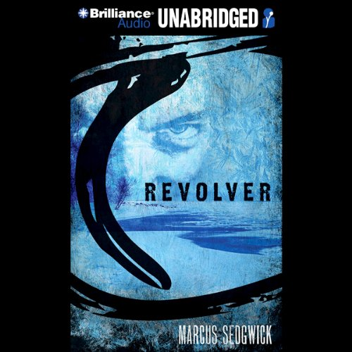Revolver audiobook cover art