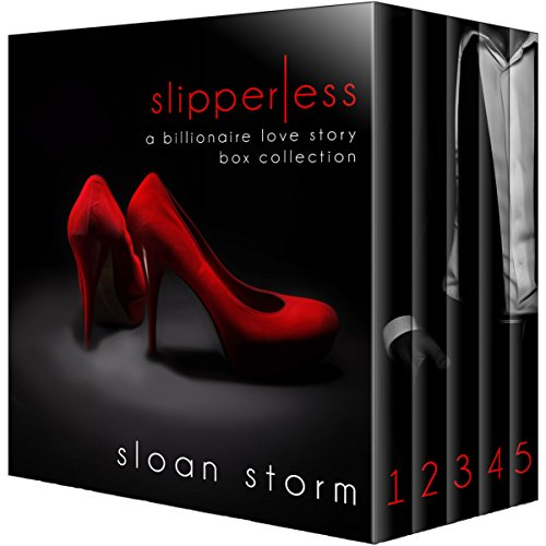 Slipperless Series Box Set: Five Volume Collection     Slipperless, Books 1-5              By:                                                                                                                                 Sloan Storm                               Narrated by:                                                                                                                                 Beth Roeg                      Length: 15 hrs and 52 mins     59 ratings     Overall 3.8