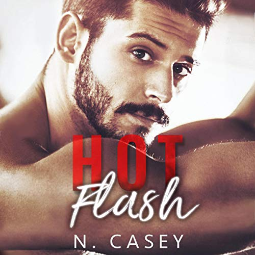 Hot Flash audiobook cover art