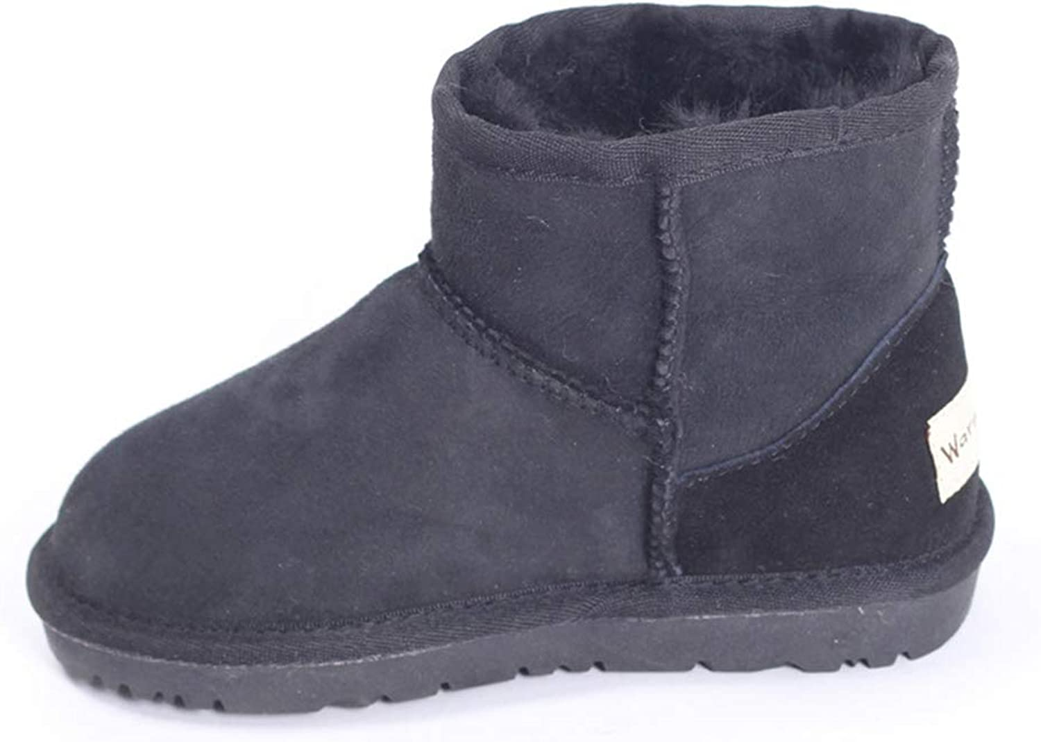 Coloing Boy's Girl's Classic Suede Leather Snow Boots Toddler Little Kid Big Kid