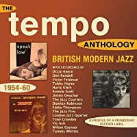 The Tempo Anthology - British Modern Jazz 1954-60 by Various Artists