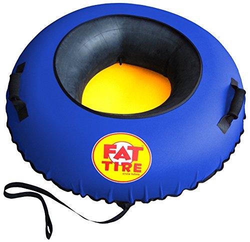 Fat Tire Snow Tube - Blue