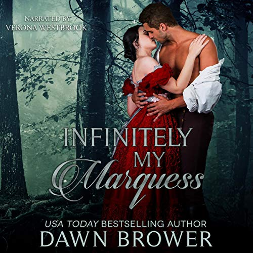 Infinitely My Marquess audiobook cover art