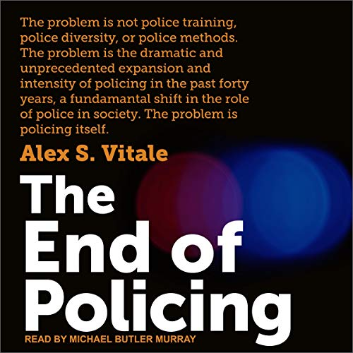 Couverture de The End of Policing