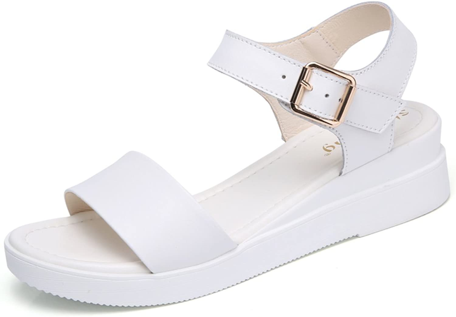 MET RXL Lady,Summer,Wedge Sandals A Word with,Anti-skidding,Casual shoes