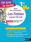 Les Fables de La Fontaine - Etude de l'oeuvre intégrale et outils pour réussir son BAC Français 2020