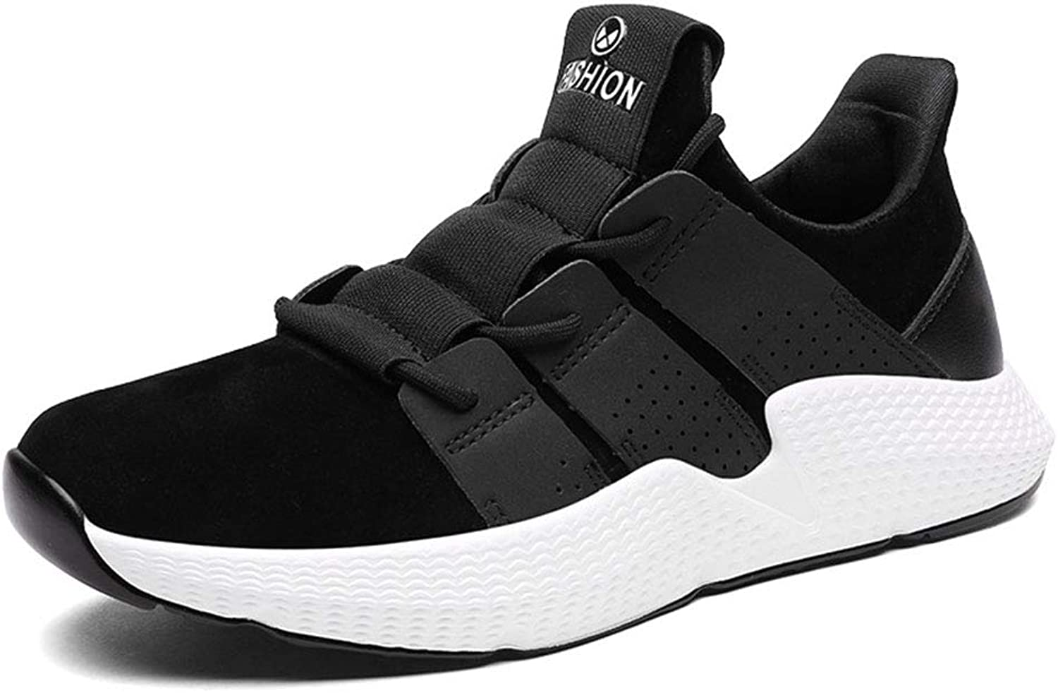 Men's shoes, Spring Fall Wild Thick-Soled Running shoes Academy Casual Sneakers