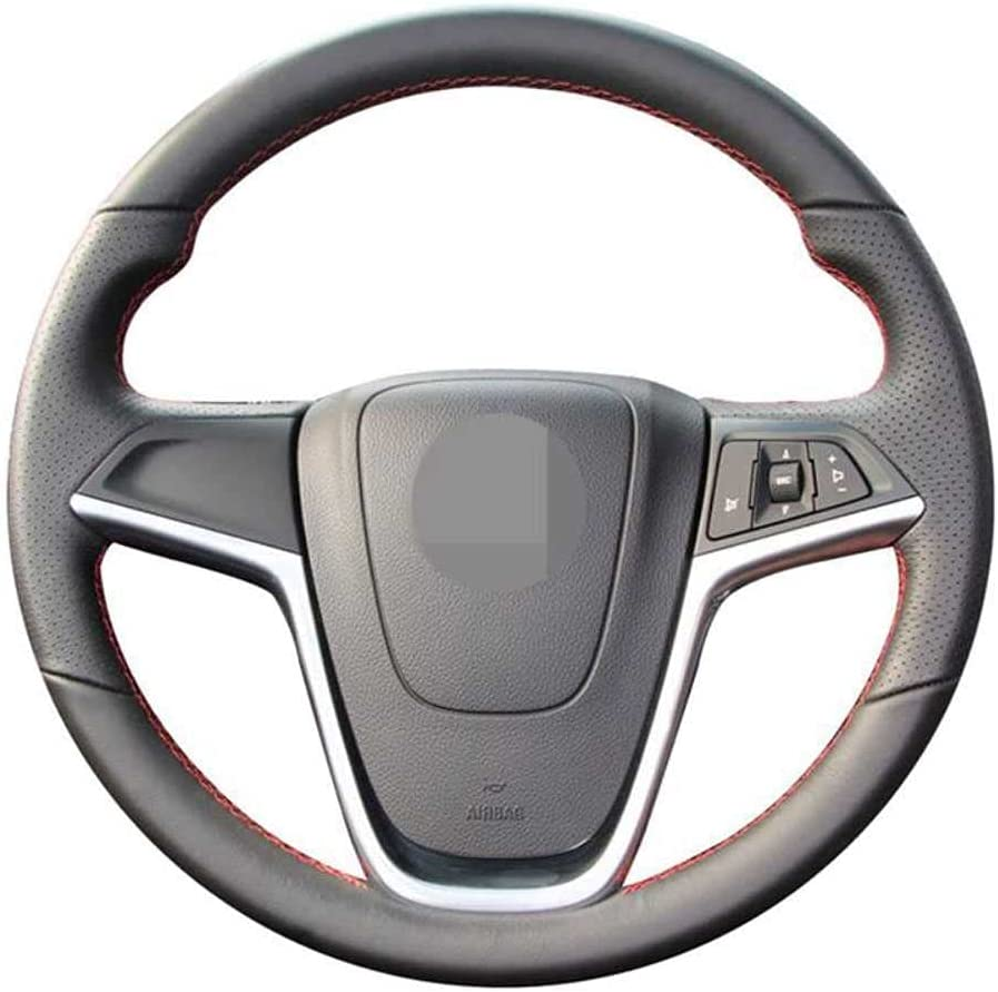 NASHDZ Car Steering Wheel Limited Special Price Cover DIY Leather Opel Fit for Insigni Max 75% OFF