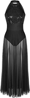 Best sheer halter neck dress Reviews