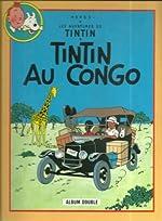 Tintin - Tintin au Congo + Tintin en Amérique de Hergé