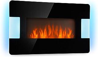 Klarstein Belfort Light & Fire Chimenea eléctrica con