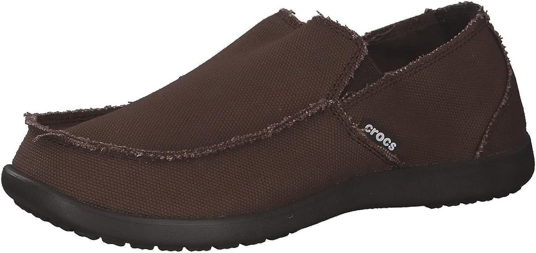 Crocs Men's Santa Cruz Slip-On / Comfort Loafers