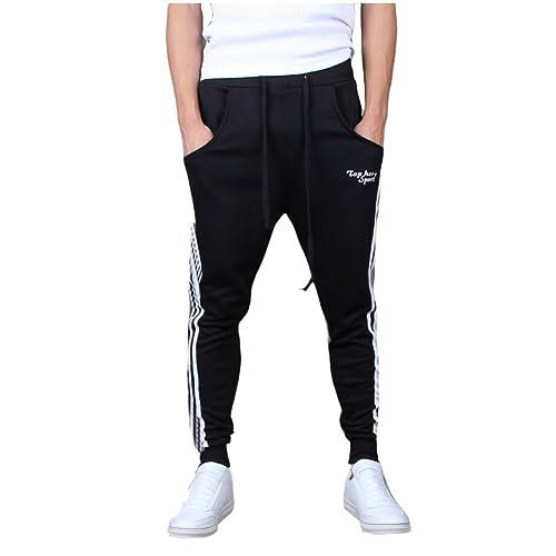 81f391a1e232 Mooncolour Men s Casual Skinny Jogging Harem Pants