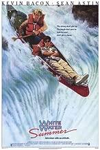White Water Summer Movie Poster (27 x 40 Inches - 69cm x 102cm) (1987) -(Kevin Bacon)(Sean Astin)(Jonathan Ward)(Matt Adler)(K.C. Martel)