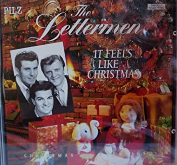 Audio CD It Feels Like Christmas Book