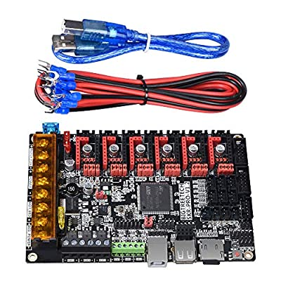 BIGTREETECH SKR Pro v1.2 32 bit High Frequency 3D Printer Control Card Support TMC5160 TMC2208 TMC2130 TFT28 TFT32 TFT35 etc