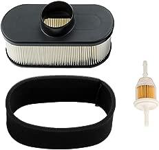 Leopop Air Filter Fuel Filter for John Deere X500 X300 X530 X320 X300R X304 X310 X324 X360 X534 Lawn Mower Parts Kit
