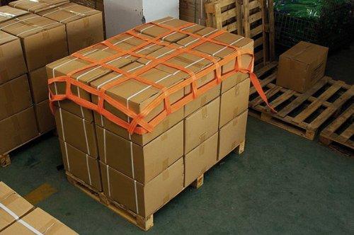 F-Power Gurtbandnetz zur Ladungssicherung 90 x 130 cm