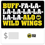 Buffalo Wild Wings Holiday Buffalo Gift Cards - Email Delivery