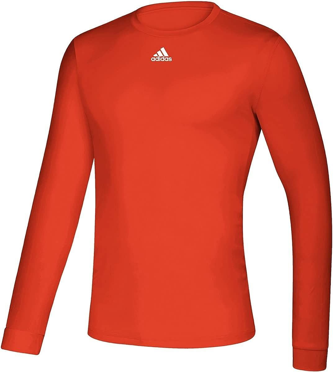 adidas Climalite Creator Long Sleeve T-Shirt (EK012)