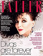 TATLER MAGAZINE UK (BRITISH) MAY 2019 ISSUE JOAN COLLINS COVER -NEW COPIES EXCLUSIVELY AVAILABLE FROM MAGAZINES AND MORE