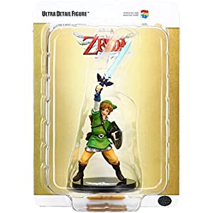 Medicom Nintendo Ultra Detail Figure Series 1: The Legend of Zelda: Skyward Sword Link UDF Action Figure