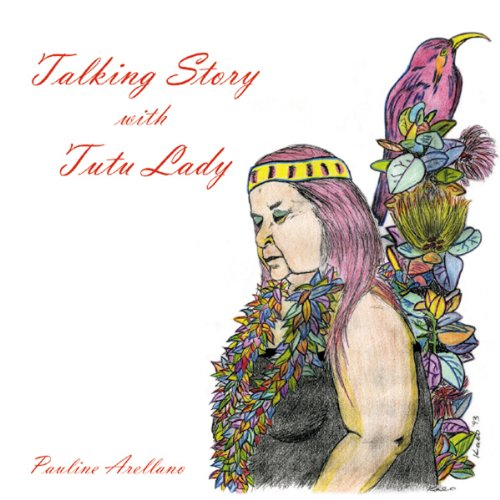Talking Story with Tutu Lady audiobook cover art