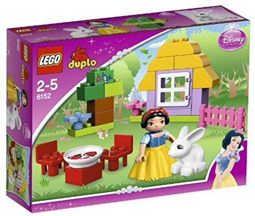 LEGO Duplo 6152 - Casetta di Biancaneve