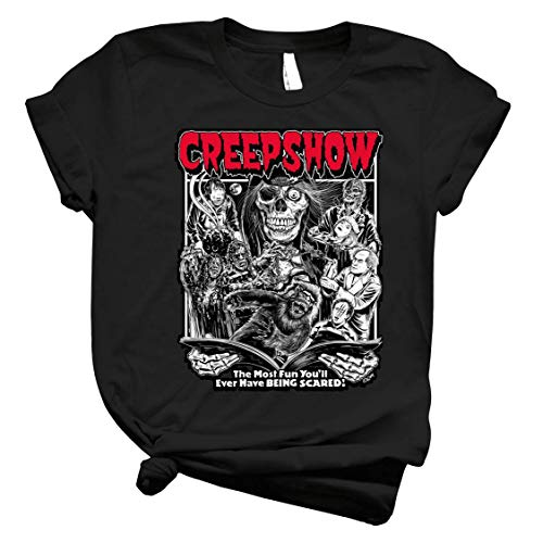 Creepshow T-Shirt Long Sleeve Sweatshirt Hoodie