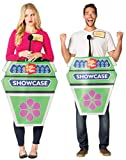 The Price is Right Showcase Showdown Contestants Set TPIR Game Show Halloween Group Couples Costume Set for 2, Adult One Size
