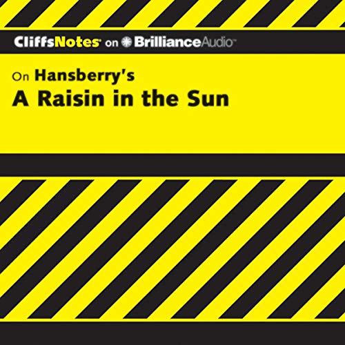 A Raisin in the Sun: CliffsNotes Titelbild