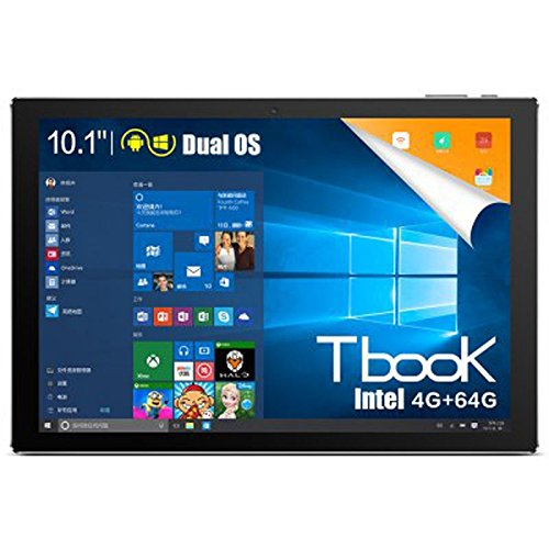 Teclast Tbook 10 Tablet PC Intel Cherry Trail X5-Z8300 Quad Core 10.1 inch 1920*1200 IPS Screen 4GB ram 64GB rom Dual OS Android 5.1 Windows 10 WiFi HDMI 2-in-1 Tablet
