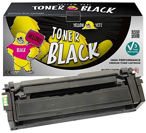 Yellow Yeti CLT-K506L Negro 6000 páginas Tóner Compatible para Samsung CLP-680ND CLX-6260FW CLX-6260ND CLP-680DW CLX-6260FR CLX-6260FD [3 años de garantía]