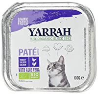 Full grown cats eat 200 to 400g per day depending on their freedom of movement and weight Preferably serve at room temperature Keep alu cup in the refrigerator once opened Ensure that there is always sufficient fresh water available for your cat