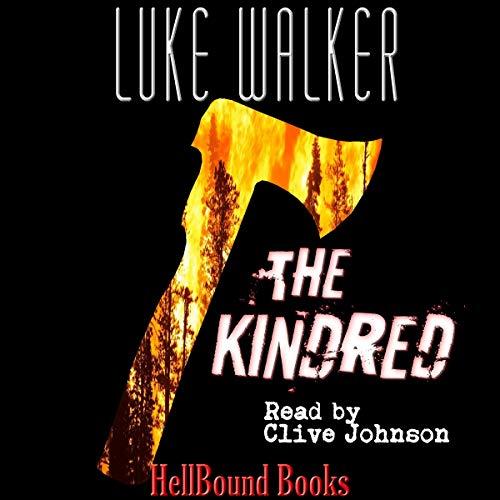 The Kindred Audiobook By Luke Walker cover art
