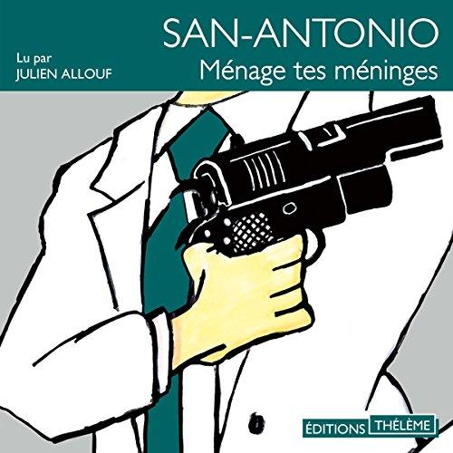 Ménage tes méninges audiobook cover art