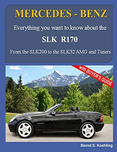 MERCEDES-BENZ, The SLK models: The R170