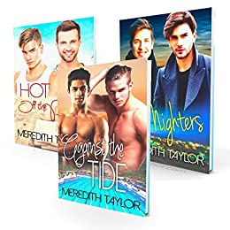 GAY ROMANCE MM NOVELS COMPILATION: Ridgemont University Series Books 1-3: Sweet South Africa College Love Stories M/M by [Meredith Taylor]